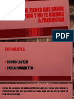 Informe MATAFUEGOS