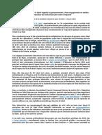 Déclaration de la Coalition citoyenne pour le Sahel – 24 juin 2021
