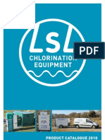LSL Chlorination Equipment Brochure 2010 APPROVED E