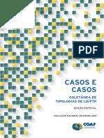 CASOS E CASOS - TIPOLOGIAS LD FTP COAF AVALIA RISCOS