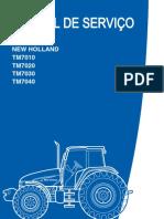 Manual Servico New Holland TM 7010 7020 7030 7040