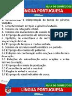 GUIA DE CONTEÚDOS PMAL  - LÍNGUA PORTUGUESA(2)(1)