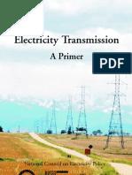 ELECTRICITYTRANSMISSION a primer