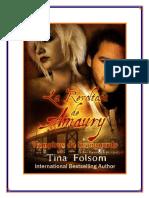 Tina Folsom - Série Vampiros de Scanguards 02 - A Revolta de Amaury