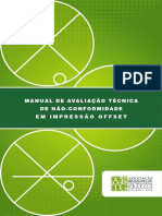 Manual de Avaliação Técnica de Não Conformidade Em Impressão Offset - ABTG