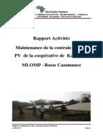 2017-04-05 cdw Stiftung_Mlomp_Wartungsbericht von Sud Solar_April 2017_FR