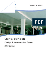 Bondek Design & Construct Manual