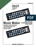 Q-select-music Maker ( f )