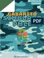 01 Gabarito Simulado Jun-2020 Pmceestudos