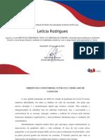 Portifólio Ética