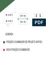 Sugestão Chumbador Cavalete Tambor de Retorno TC6865