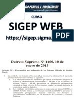 SIGEP - Diapositivas V