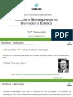 Aula 3_Bioetica e biossegurança