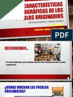 ACTIVIDAD N° 1 POWER CARACTERISTICAS-GEOGRAFICAS-DE-LOS-PUEBLOS-ORIGINARIOS