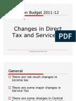 Union Budget 2011-12 Presentation