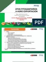 Requisitos Fitosanitarios Para La Agroexportacion