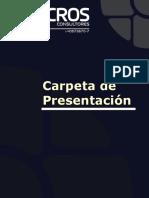 Carpeta de Presentación_Bucros Consultores C A