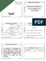 Dimensionamento Pavimento Flexível - DNER 05_08_04 para impr