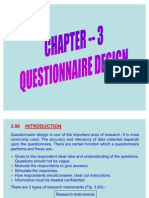 Chapter--3--Questionaire Design