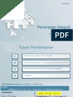 KD 3.33 Penerapan Integral