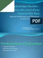 01 - Fondamentaux pour l'hydraulique