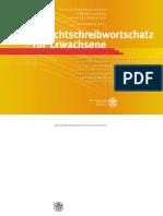 Leidenfrost Burth Haider Wöllstein Rechtschreibwortschatz