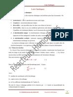 chapitre 1 Réacteurs Homogènes