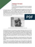 Topper, Uwe - Die heidnische Religion Europas (2001, Text, Synesis Nr. 2)