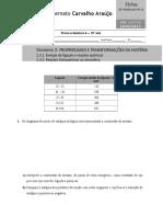 FT10 - Domínio 2_ Transformações Químicas
