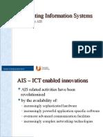 AIS Week 10 AIS Design