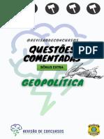 Geopolitca_Questões