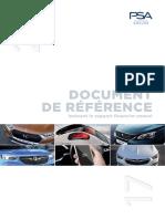 Document de Reference 2017 Groupe PSA
