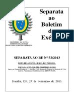 Port 278 DGP Normas Tecnicas n 3_ass Tc