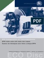 BPW технoлогические карты ремонта