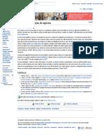 Curva de acumulação de espécies – Wikipédia, a enciclopédia livre