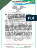 INFORME  N° 045– 2021 – MDSMCH – GDUR-N.Y.C. conformidad de pago.