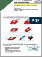 Cm-modelisation Des Liaisons Mecanique