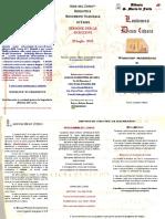 BROCHURE LAUDEMUS DEUM CITHARA  2021
