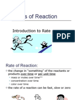 Reaction Rate Notes Complet