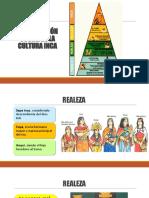 Organización Social de La Cultura Inca