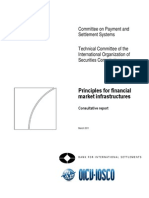Principles of Financial Market Infrastructure BIS