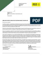 Carta Respuesta Al Canciller TG AMR 13 2021 1805