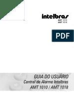 Guia-do-usuario-Amt 1010 e Amt 1018