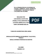 SISTEMAS INTEGRADOS DE GESTION. Aplicaciones