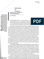 Jaume Peris Blanes. Contradicciones del testimonio chileno