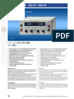 E4-09 - EA-PS 3032-10 B Power Supply