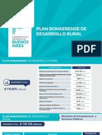Plan Bonaerense de Desarrollo Rural