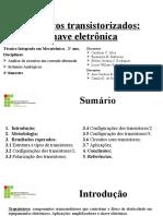 Circuitos transistorizados (3)