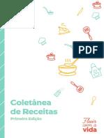 Coletânea de Receitas – Vários Autores
