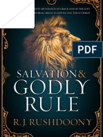 Salvation Godly Rule